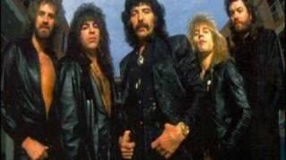 Black Sabbath - Angry Heart/Heart Like A Wheel (Live 1986)