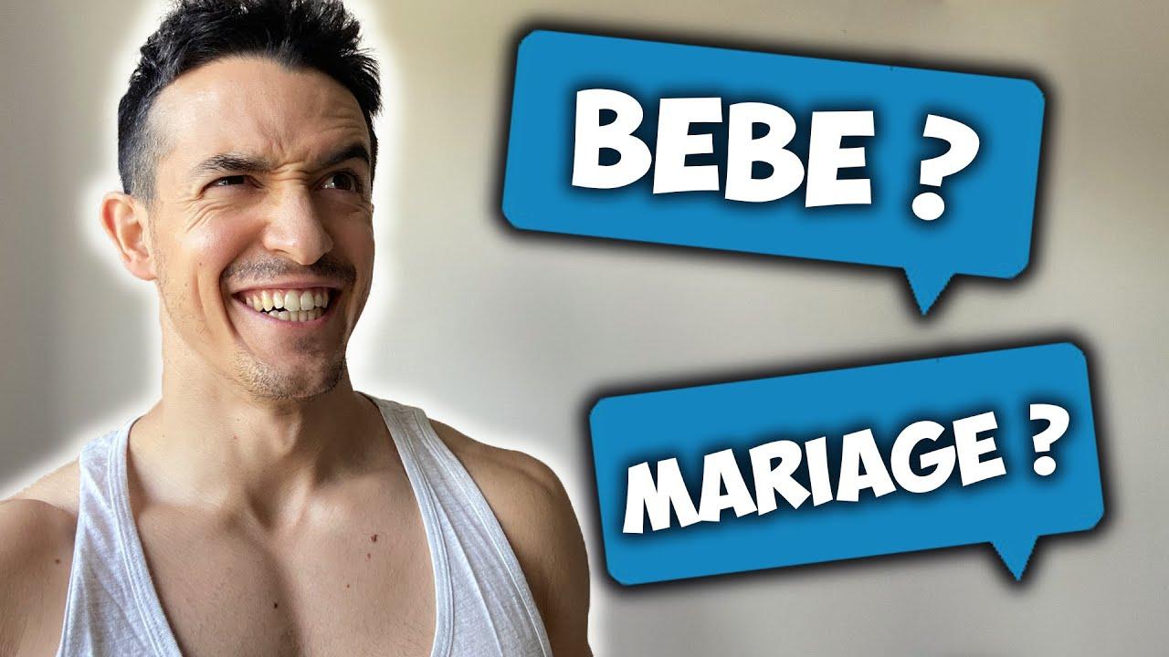 50 questions intimes sur moi ! (bébé, mariage, youtube..)