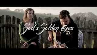 Laura-Beth Salter & Ali Hutton perform God's Golden Eyes (by John Hiatt) live outside Tpot Studios