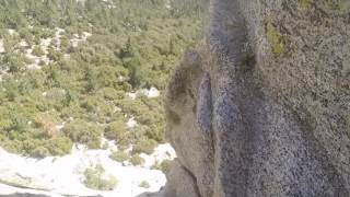 Open Book, Pitches 1-2, Tahquitz