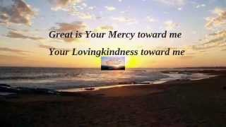 564 Great Is Your Mercy (Don Moen)