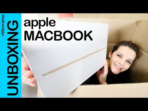 Apple nuevo MacBook unboxing en español