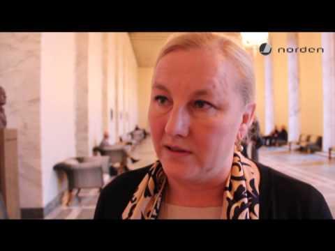 nordiska ministerrådet ordförandeskap
