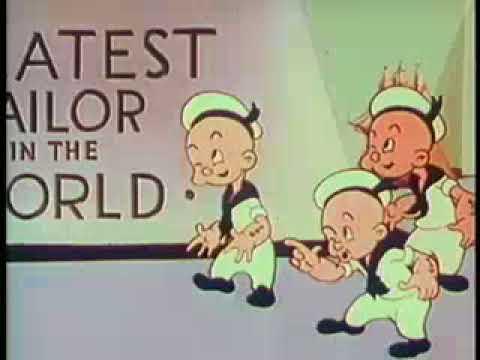 Big Bad Sindbad (1952) (Movie)