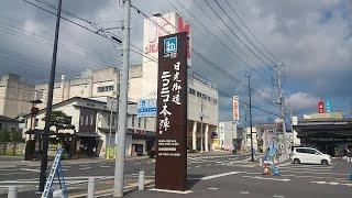 車中泊スポット道の駅日光街道ニコニコ本陣栃木県日光市全国出張の旅