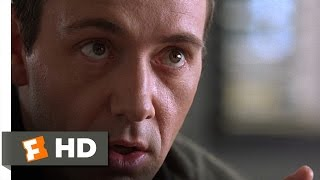 The Usual Suspects (7/10) Movie CLIP - Keyser Soze (1995) HD