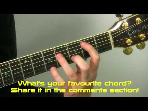 5 Amazing Guitar Chords You Must Learn! - Creating Your Own Collection Of Favourite Chords