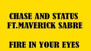 Chase and Status ft. Maverick Sabre - Fire In Your Eyes (Official Music)