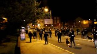 preview picture of video 'Battle of Smithdown road part 2 - Liverpool Riot Toxteth'