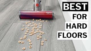 The Best Cordless Vacuum for Hard Floors (Hardwood, Tile, etc.)