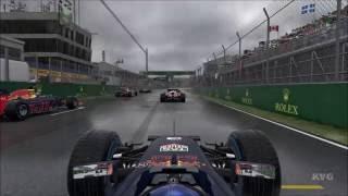 F1 2016 - Rain Gameplay (PC HD) [1080p60FPS]