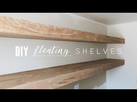 DIY Floating Shelves Mp3