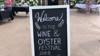 #EventsWorthy   Team Outings At The Oyster & Wine Festival