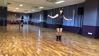 Cosmo Line Dance