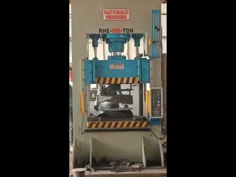 High Speed Deep Draw Hydraulic Press