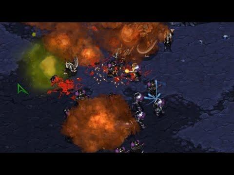 IdrA (T) v ShinKyungJin (Z) on Moon Glaive - StarCraft - Brood War