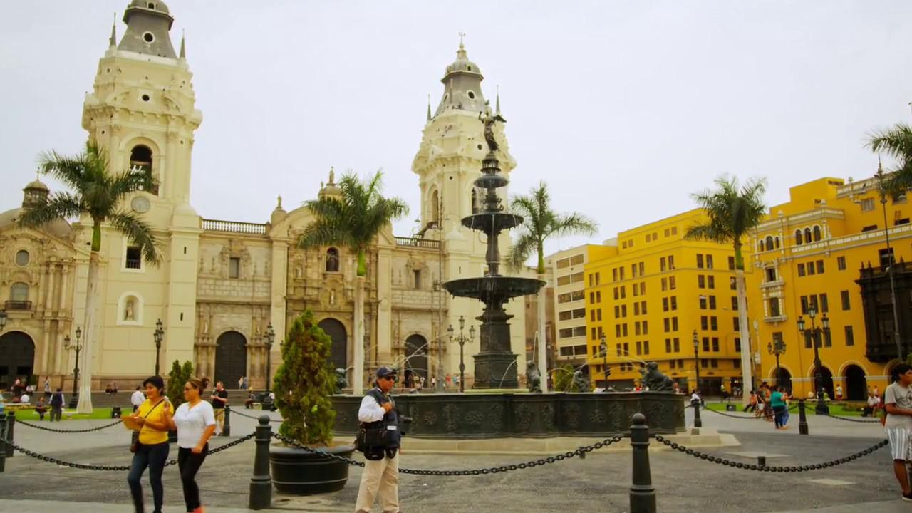 Peru: Lima (0:56)