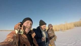 Рыбалка в казахстане зимния