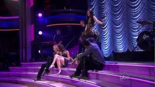 "Selena Gomez & The Scene - Hit The Lights (live on ""Dancing With The Stars"")"