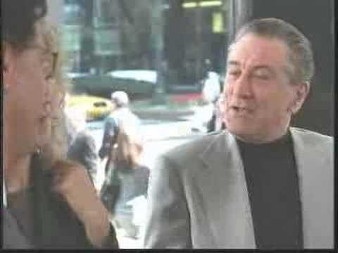 Robert De Niro sells cars.