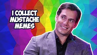 HENRY CAVILL MAKING PEOPLE LAUGH | Mission: Impossible - Fallout
