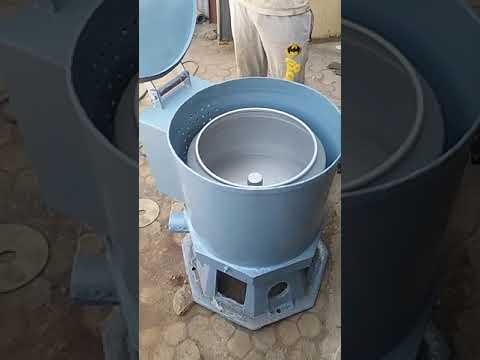 MS Electroplating Dryer