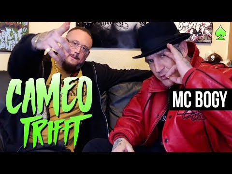 MC BOGY über Loyalität, unsere Drogenvergangenheit, Fake Gangster ⎮ CAMEO TRIFFT