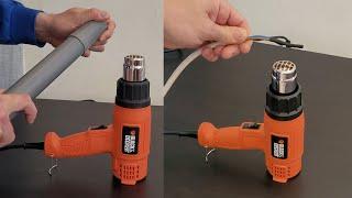 Black & Decker Heat Air Gun KX1650 FULL REVIEW