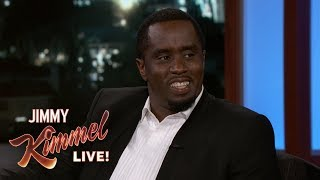 Sean 'Diddy' Combs on Throwing Parties & DJ Khaled