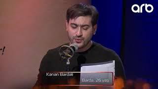Kenan Berdeli Ayriliq Seiri Xalqin Sairi 2-inci Tur 2017 Yeni