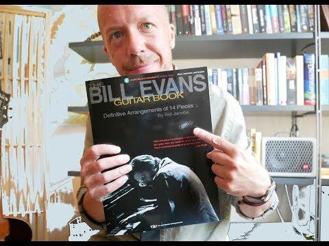The Bill Evans Guitar Book (Jazz Guitar Lesson 88)