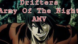 Drifter AMV Army Of The Night [Seizure Warning]