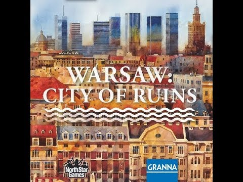 Bower's game Corner: City Of Ruins Review