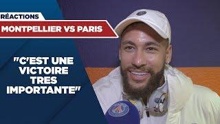 REACTIONS : MONTPELLIER vs PARIS SAINT-GERMAIN
