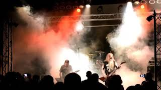 ABOMINATION - Victims of the future & Social Outcast LIVE @ PÄLZER HELL