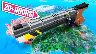 HE SPENT 20+ HOURS TO BUILD THIS!! - Fortnite Funny WTF Fails and Daily Best Moments Ep. 1049
