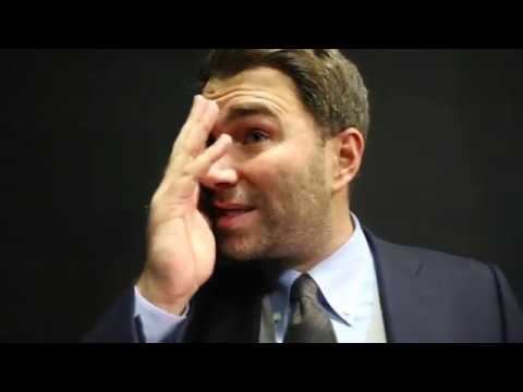 'IDIOT! -DONT WASTE MY F****** TIME' -EDDIE HEARN RAGES AT DEONTAY WILDER, REACTS TO ANDRADE WBO WIN (видео)