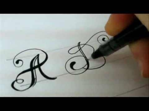 Fancy Letters - How To Design Your Own Swirled Letters Mp3