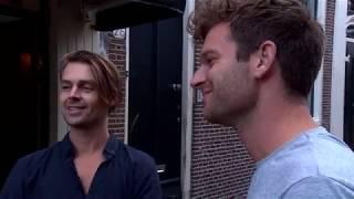 Davey & Arjan van Knock Out Comedy Crew op pad met Bucket Boys voor SBS6.
