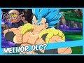 Dragon Ball Fighterz Gogeta Blue O Melhor Dlc Do Jogo a