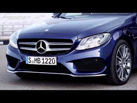 Mercedesbenz C Class Wagon Универсал класса C - рекламное видео 3