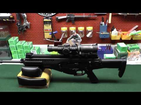 Beretta ARX 22LR Accuracy Report