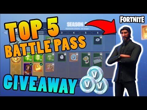 TOP 5 důvodů, proč si koupit nový Battle Pass + GIVEAWAY
