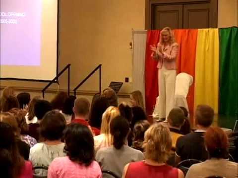 Vidéo de Barbara Ann Brennan