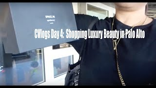 CVLOGS: Cali day 4. Shopping Luxury Beauty at Palo Alto Town and Country Village