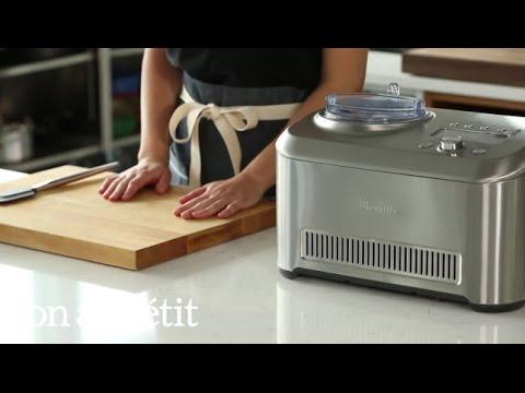 Video Test Drive: Ice Cream Machines