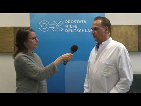 Behandlung von Prostatitis Kurs von Medikamenten