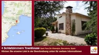 preview picture of video '4 Schlafzimmern Townhouse zu verkaufen in Sant Pere De Vilamajor, Barcelona, Spain'