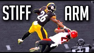 Best Stiff Arms in Football History || HD
