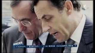 Kadhafi Sarkosy : Liaisons Dangereuses ?